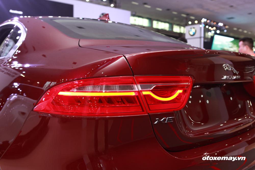 Jaguar XE 2015 làm nóng phân khúc sedan hạng sang Việt Nam-6