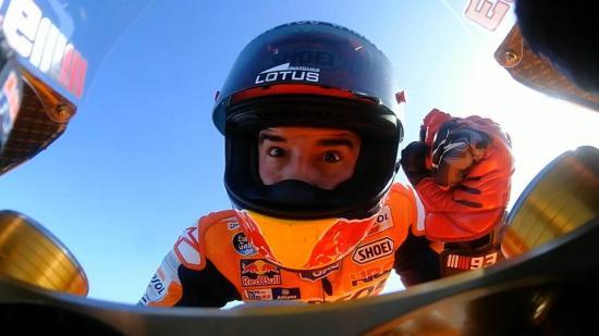 Đây cũng là chiến thắng thứ 5 trong mùa giải của Marquez 15