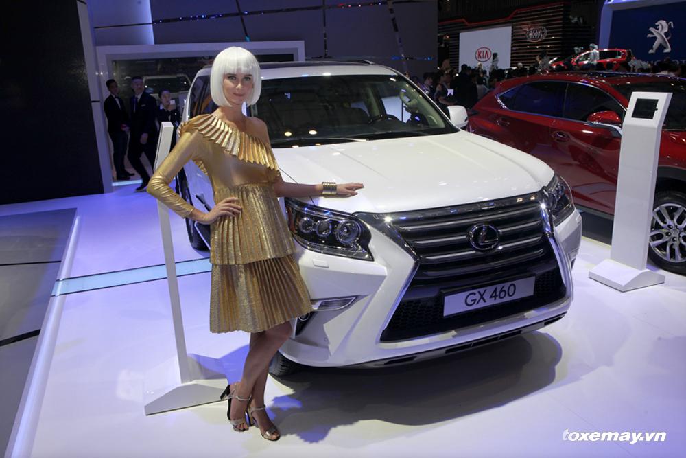 VMS 2015: Lexus trưng bày đủ 4 dòng SUV ảnh6
