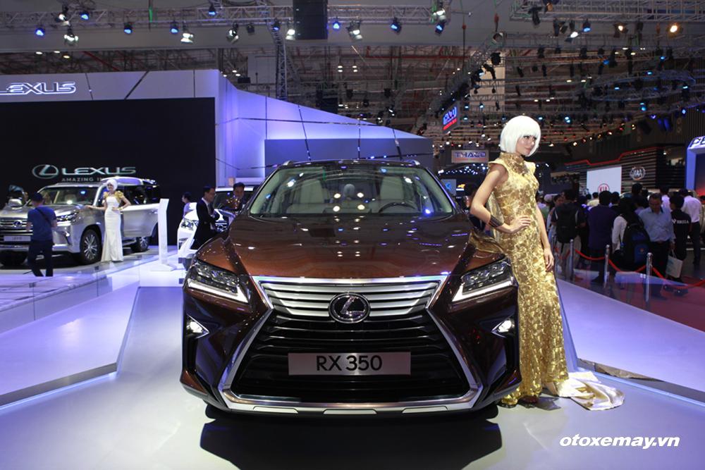 VMS 2015: Lexus trưng bày đủ 4 dòng SUV ảnh4