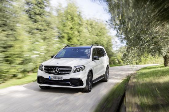Mercedes-Benz GLS thực hiện một số thay đổi về thiết kế 21