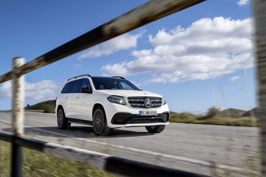 Mercedes-Benz GLS thực hiện một số thay đổi về thiết kế 19