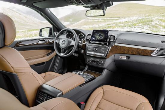 Mercedes-Benz GLS thực hiện một số thay đổi về thiết kế 17