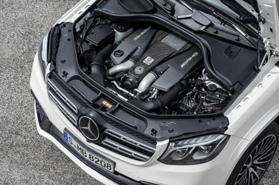 Mercedes-Benz GLS thực hiện một số thay đổi về thiết kế 5