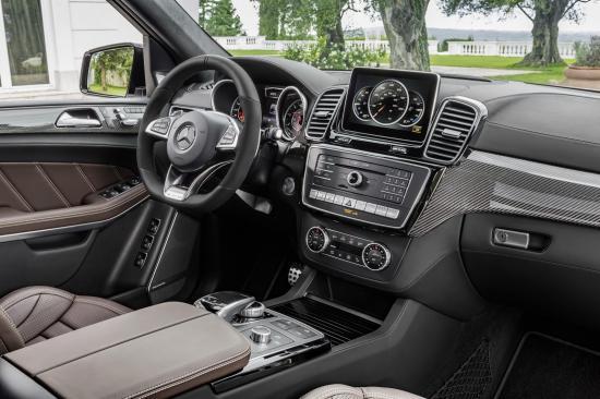 Mercedes-Benz GLS thực hiện một số thay đổi về thiết kế 23