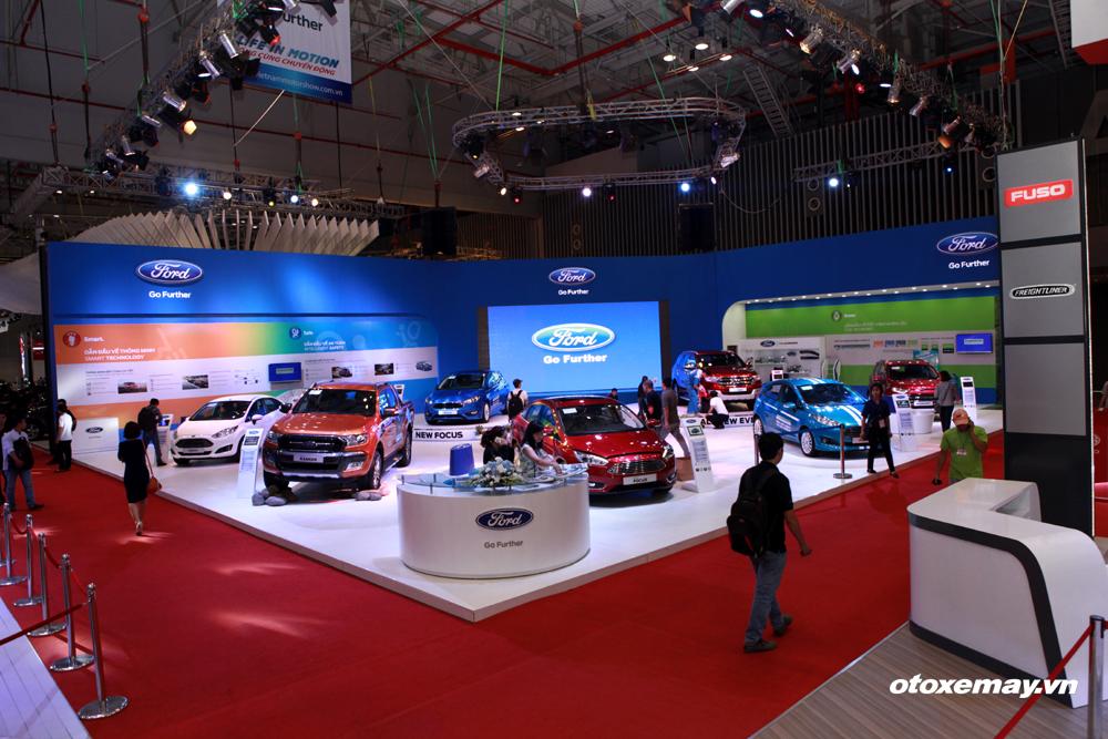 Ford Việt Nam trên đà thiết lập kỷ lúc năm 2