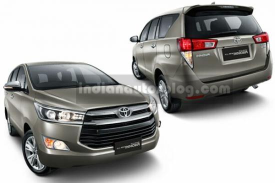 Toyota Innova 2016 đã được nâng cấp khá nhiều 8
