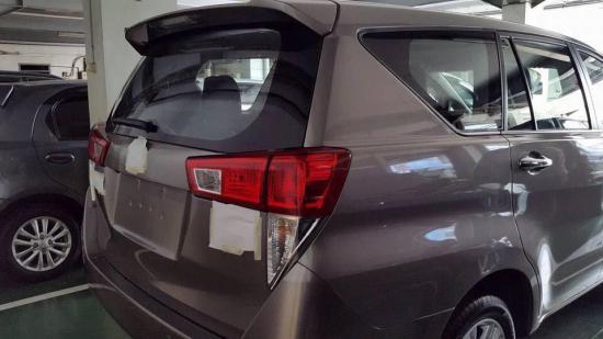 Toyota Innova 2016 đã được nâng cấp khá nhiều 6