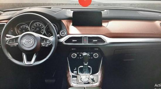 Mazda CX-9 2016 chuẩn bị ra mắt  2