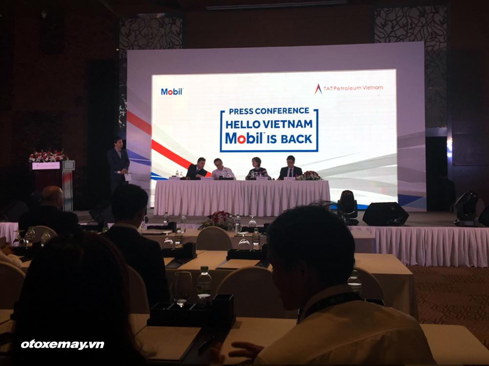 Thương hiệu dầu nhớt trở lại Việt Nam sau 5 năm vắng bóng