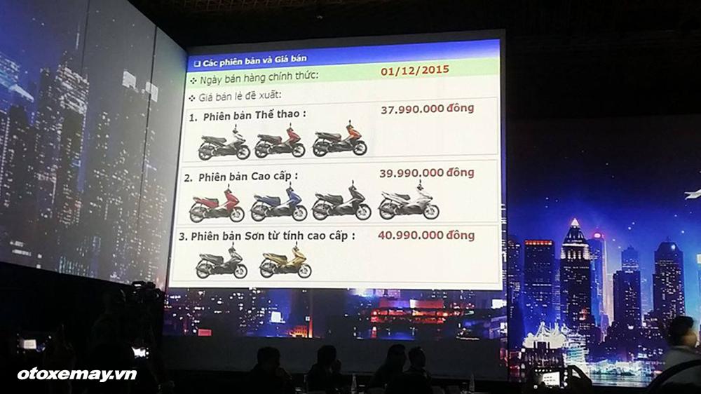 Honda Air Blade mới có giá từ 37,9 triệu đồng - ảnh1