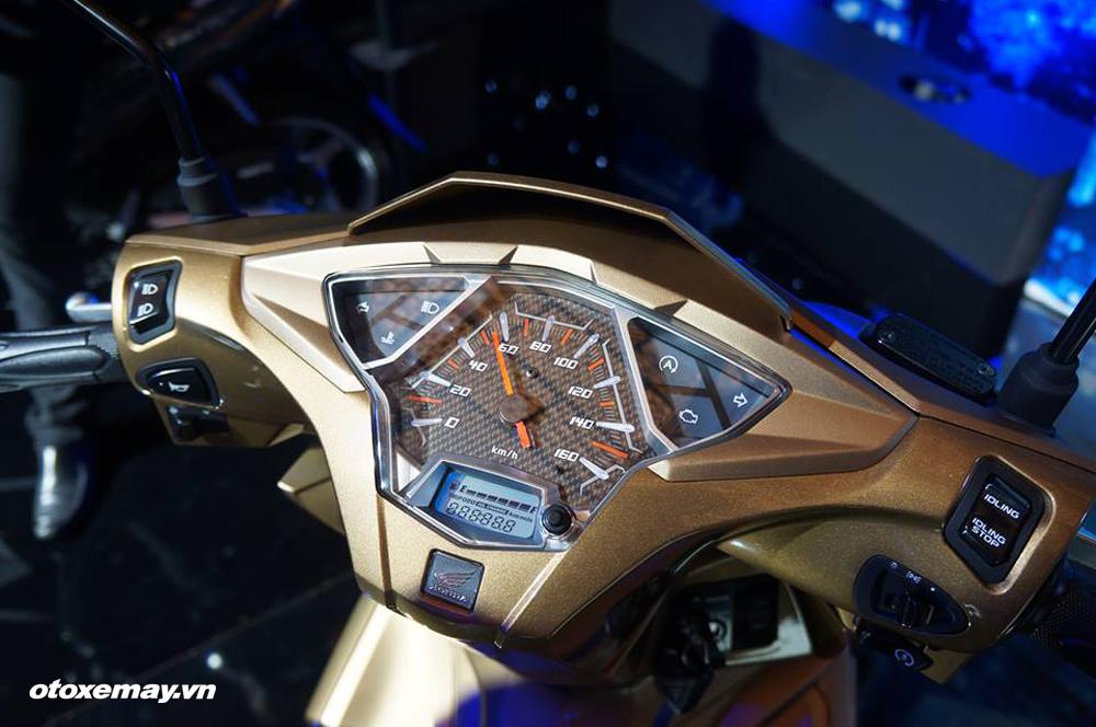 xe Honda Air Blade mới có giá từ 37,9 triệu đồng - ảnh12