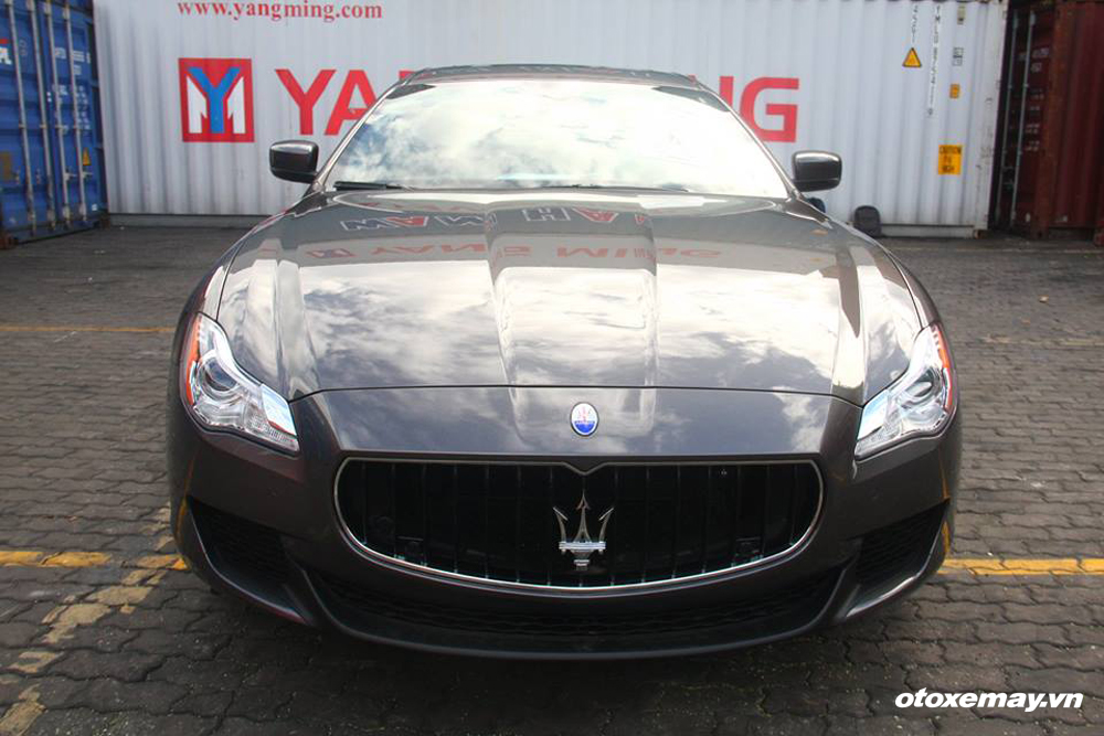 Đây là 2 mẫu xe Maserati nhập khẩu chính hãng đầu tiên 2