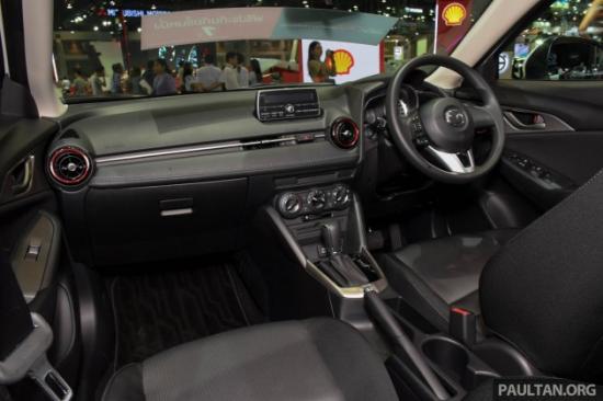 Mazda CX-3 sẽ cạnh tranh trong phân khúc SUV cỡ nhỏ 2