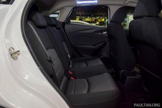 Mazda CX-3 sẽ cạnh tranh trong phân khúc SUV cỡ nhỏ 1