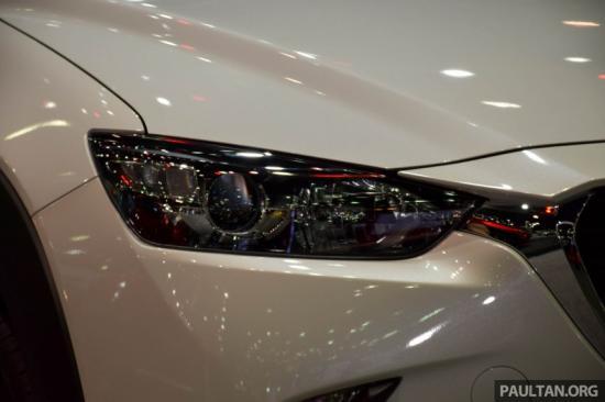 Mazda CX-3 sẽ cạnh tranh trong phân khúc SUV cỡ nhỏ 5