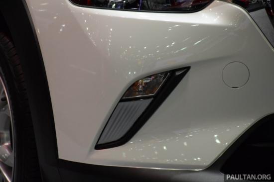 Mazda CX-3 sẽ cạnh tranh trong phân khúc SUV cỡ nhỏ 4