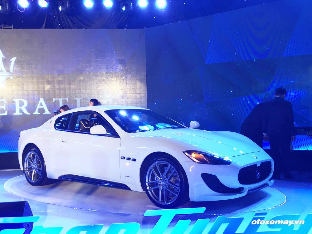 Maserati Việt Nam ra mắt với tham vọng 10% thị phần - ảnh4