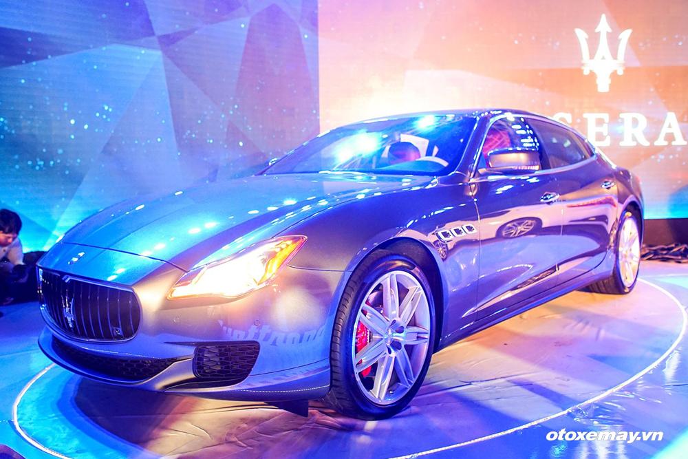 Maserati Việt Nam ra mắt với tham vọng 10% thị phần - ảnh3