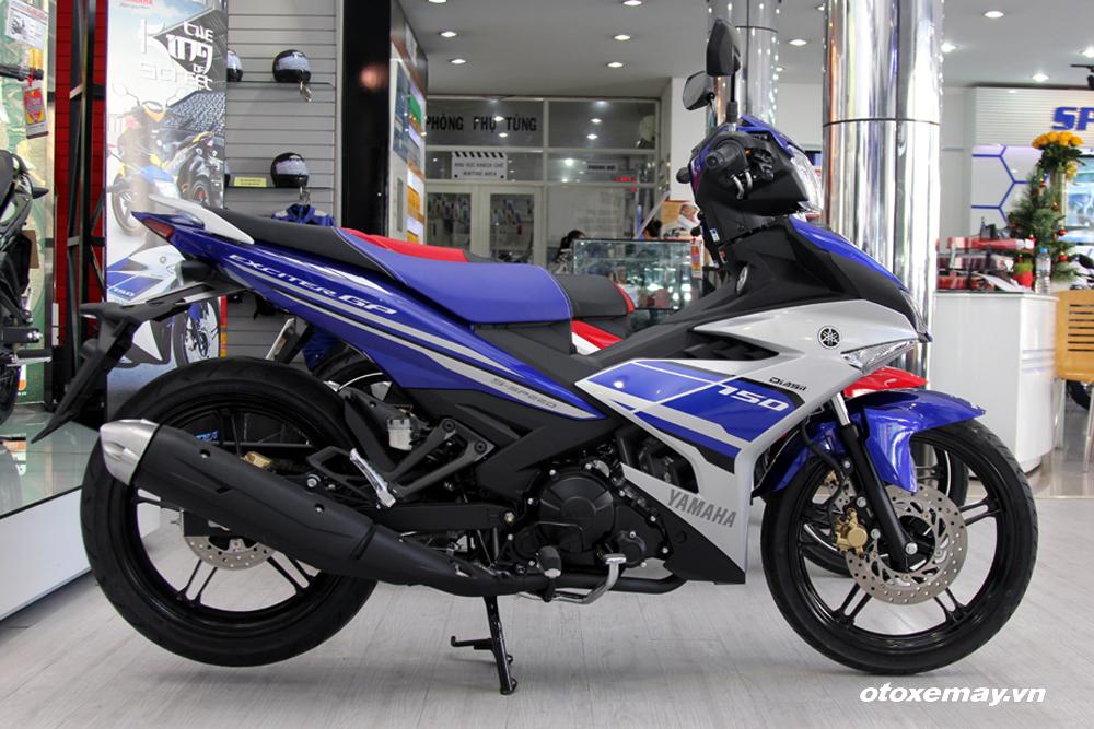 Yamaha Exciter 150 2016 khác gì so với phiên bản cũ 2