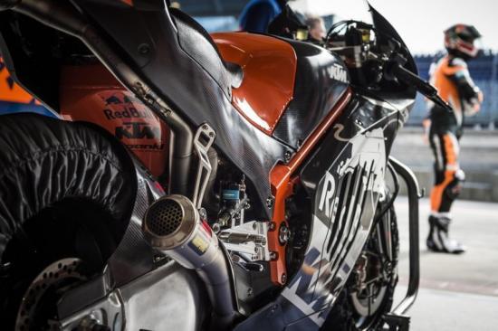 KTM sẽ thi đấu tại MotoGP 2017 1
