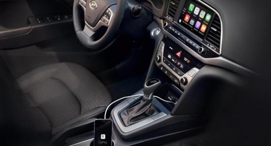 Xe có khả năng kết nối thiết bị sử dụng iOS hoặc Android Auto 6