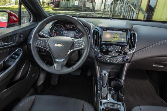 Chevrolet Cruze 2017 ra mắt tại Trung Quốc