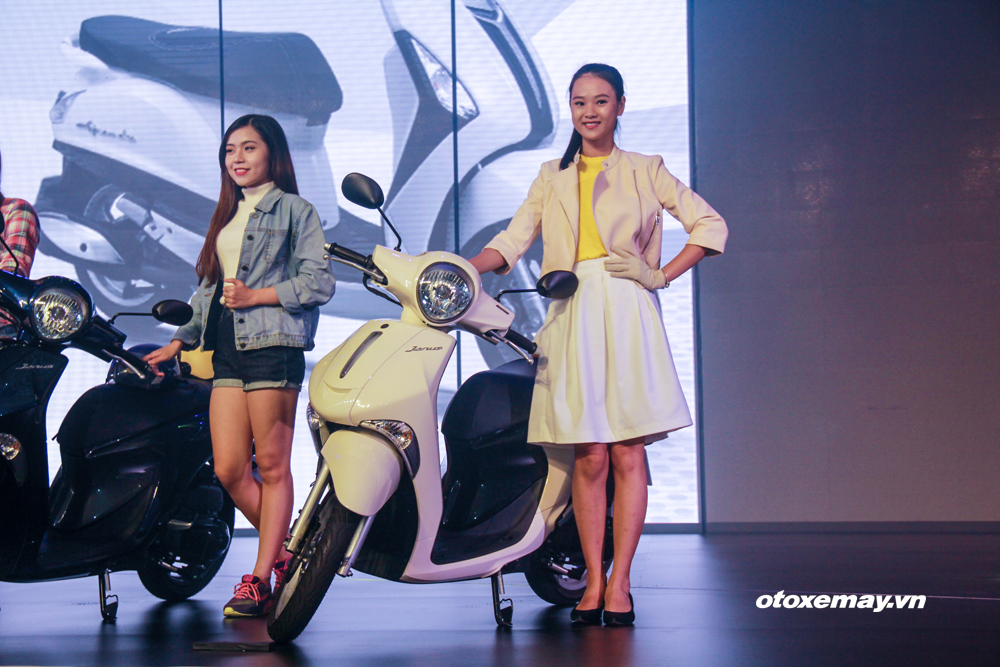 Yamaha Việt Nam ra mắt 2 sản phẩm mới: TFX 150cc và xe ga Janus 125 3