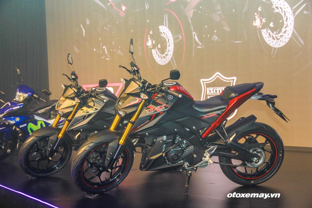 Yamaha Việt Nam ra mắt 2 sản phẩm mới: TFX 150cc và xe ga Janus 125 4