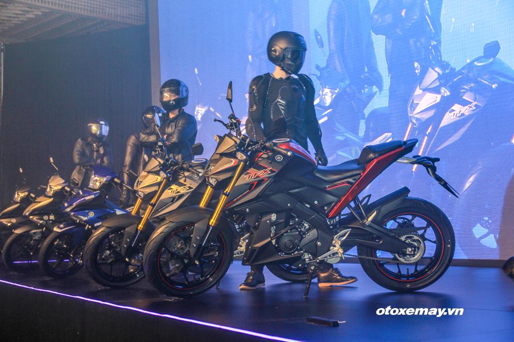 Yamaha Việt Nam ra mắt 2 sản phẩm mới: TFX 150cc và xe ga Janus 125 5