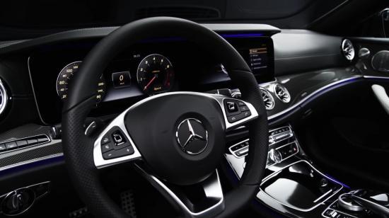 Mercedes-Benz E-Class Coupe 2017 sẽ ra mắt vào ngày 14/12 tới đây 5