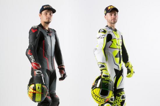 Các đội đua công bố tay đua chính thức tại MotoGP 2017