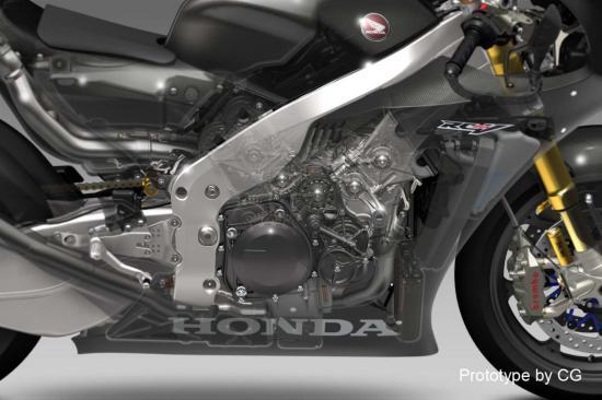 motoGP của Honda bản thương mại a 8
