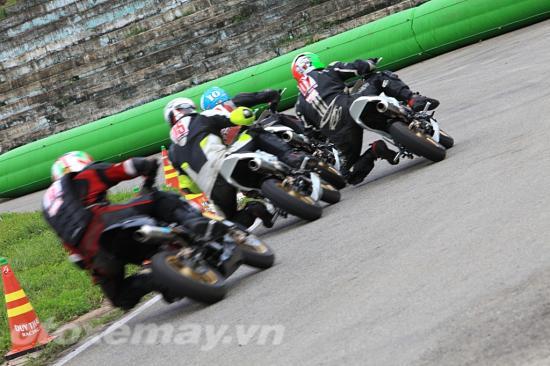 Honda Việt Nam lấn sân vào xe đua 3