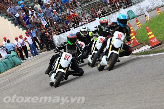 Honda Việt Nam lấn sân vào xe đua