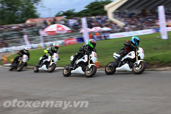 Honda Việt Nam lấn sân vào xe đua 7