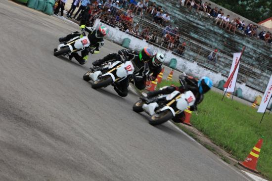 Honda Việt Nam lấn sân vào xe đua 11