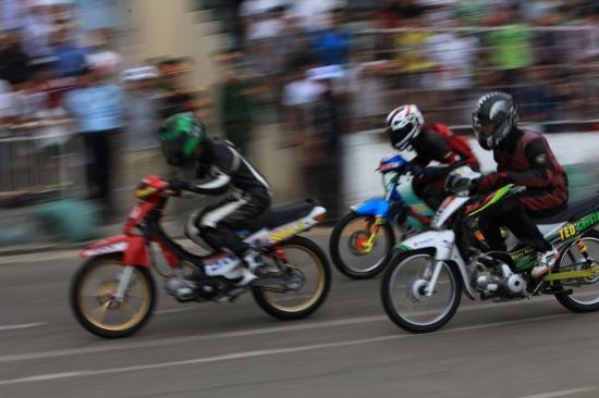 Honda Việt Nam lấn sân vào xe đua 21