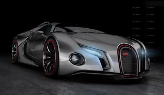 Bugatti tiết lộ giá siêu xe mới Chiron