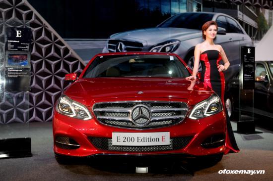 Mercedes-Benz E200 Edition E 1,9 tỷ đồng_anh1
