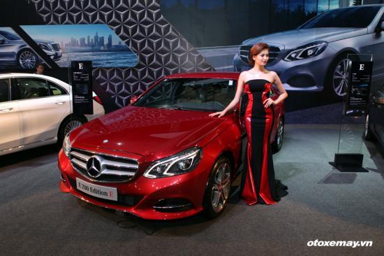 Mercedes-Benz E200 Edition E 1,9 tỷ đồng_anh11