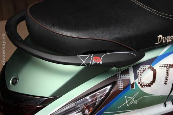 Ngắm Yamaha Grande độ duyên dáng của ca sĩ Duyên Anh8