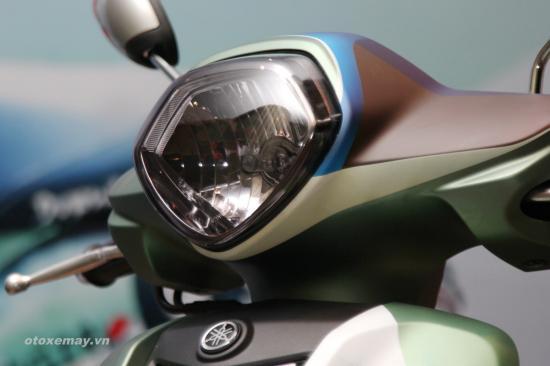 Ngắm Yamaha Grande độ duyên dáng của ca sĩ Duyên Anh12