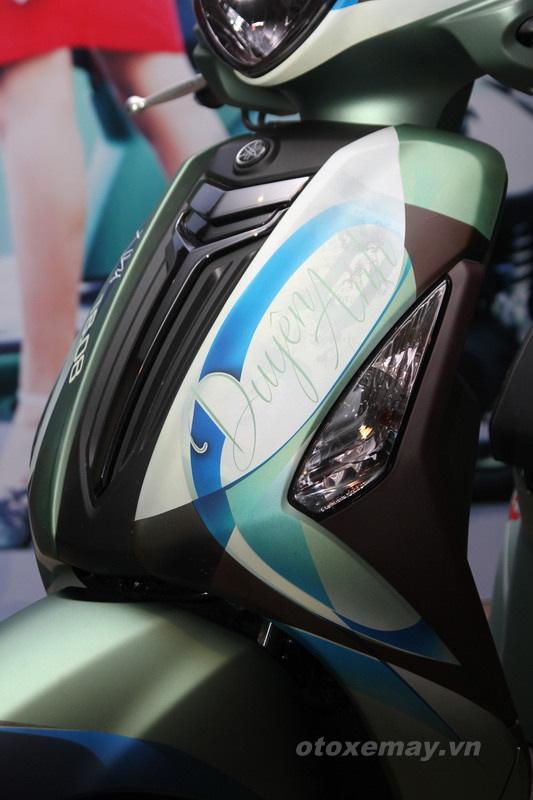 Ngắm Yamaha Grande độ duyên dáng của ca sĩ Duyên Anh14