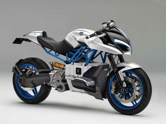 động cơ điện boxer BMW
