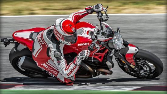 Ducati Monster 1200 R – naked bike mạnh nhất của Ducati ra mắt1