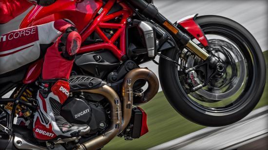 Ducati Monster 1200 R – naked bike mạnh nhất của Ducati ra mắt 18