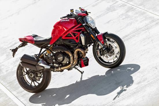 Ducati Monster 1200 R – naked bike mạnh nhất của Ducati ra mắt 20