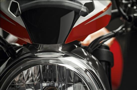 Ducati Monster 1200 R – naked bike mạnh nhất của Ducati ra mắt 11