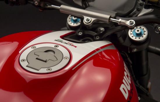 Ducati Monster 1200 R – naked bike mạnh nhất của Ducati ra mắt 12